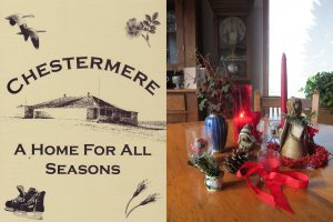 Ideal holiday gift Chestermere A Home for All Seasons 600 pages of stories about Chestermere