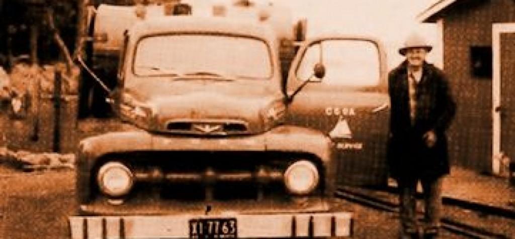 1952 Fire Truck Restoration